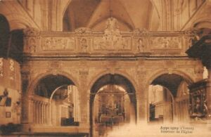 Appoigny-Yonne-inside-of-Church