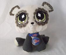 "Cute Littlest Pet Shop Plush Panda Soft Stuffed Animal 2006 Hasbro-7""-3+ W/Tag"