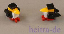 LEGO - 2 x Pinguin aus Batman Set 7783, 7885 / Version ohne Revolver NEUWARE