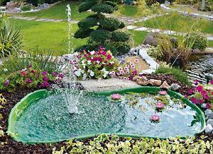 Laghetto bolsena bacino laghetto da giardino fontana for Fontana per laghetto