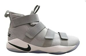 huge discount b960c 71215 Details about Nike Lebron Soldier XI 11 TB Men's Size 17 Grey Black White  943155 002