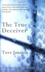 The-True-Ingannatore-Di-Tove-Jansson-Nuovo-Libro-Gratuito-amp-Libro-IN