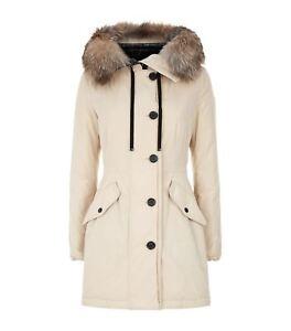 4b8fd5bba78 Details about 2019 Moncler Monticole Fur Trim Down Parka Coat Jacket Size 3  NEW $2380