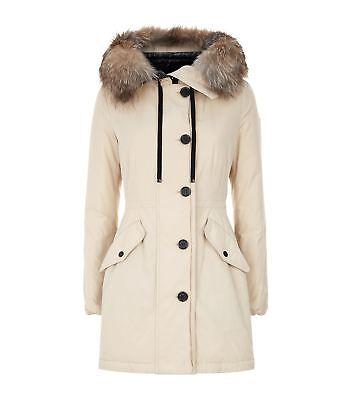 b54e9cb8c 2019 Moncler Monticole Fur Trim Down Parka Coat Jacket Size 3 NEW $2380 |  eBay