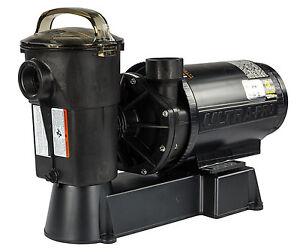 Hayward ultra pro lx 1 5 hp single speed above ground for Hayward pool pump 1 5 hp motor