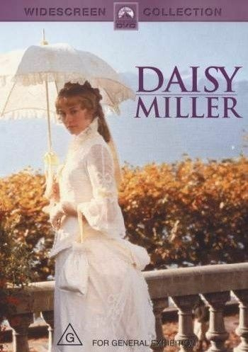 1 of 1 - Daisy Miller (DVD, 2004) Region 4 Drama DVD Rated G Used in Like NEW Condition