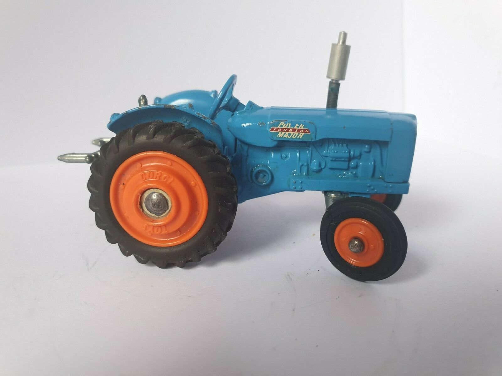 Corgi 60  Fordson Power Major Tractor (One Owner from New) Very Good Condition
