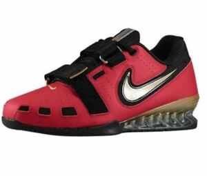 official photos 16f33 73075 Image is loading NIKE-ROMALEOS-II-OLYMPIC-WEIGHTLIFTING-POWERLIFTING -CROSSFIT-SHOES-
