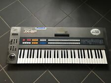Roland JX-8P Vintage Analogue Programmable Polyphonic Synthesizer used but works