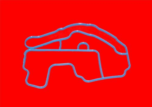 FOR Renault Coolant Thermostat Housing Gasket Mvq Silicone Elastomer Elring