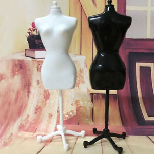Doll-Display-Holder-Dress-Clothes-Mannequin-Model-Stand-For-Barbie-Doll-ATCA