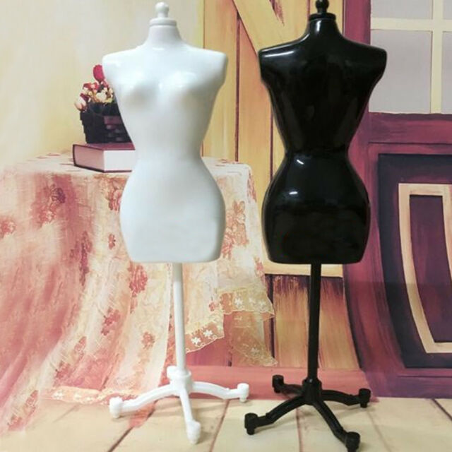 Doll Display Holder Dress Clothes Mannequin Model Stand For  Doll ATCA