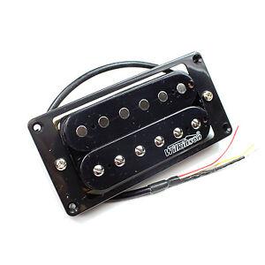 Wilkinson-Guitare-Electrique-Capteur-Humbucker-Pont-Mwhbb