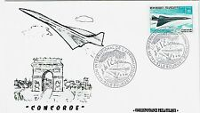 FDC-SPERSONIC CONCORDE-AIR FRANCE-PREMIER VOL-LE BOURGET-05/06/1969