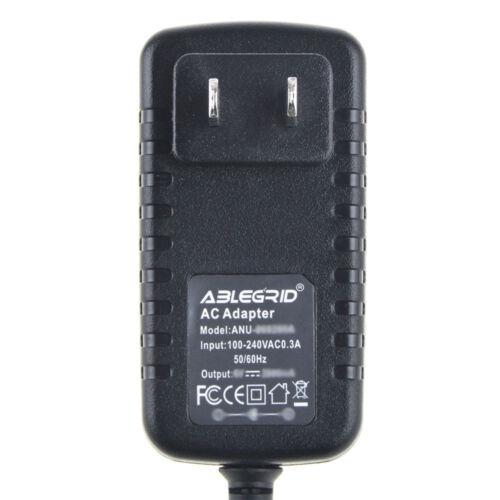 AC Adapter For PanDigital PhotoLink PANSCN06 PANSCN06B Photo Link Photo Scanner