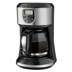 Black-and-Decker-Coffee-Maker-12-Cup-Stainless-Steel-Program-CM4000SC