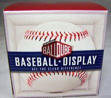 1 Ballqube Baseball Square Holder Cube Display Case
