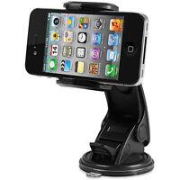 Mac Sc Suction Cup Auto Phone Mount For Straight Talk Zte Merit Midnight Zephyr