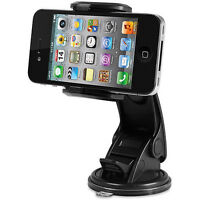 Mac Sc Suction Cup Auto Phone Mount For Straight Talk Zte Merit Midnight Zephyr