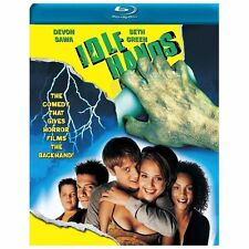 Idle Hands [Blu-ray], New DVDs