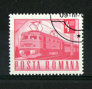 ROMANIA 1967 ELECTRIC LOCOMOTIVE COMMEMORATIVE STAMP SG 3528 VFU - Weston Super Mare, Somerset, United Kingdom - If the item you received has in any way been wrongly described or we have made a mistake regardless of the nature we will pay your return postage costs. If however the error is yours you pay for the return pos - Weston Super Mare, Somerset, United Kingdom