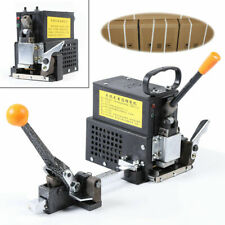 Usedhot Melt Packing Strapping Wrapping Machine Electric Fusion Baler Package