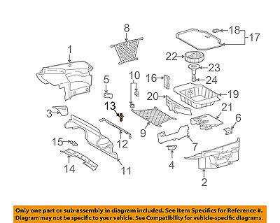 Q 6 82 0409 CDC BRACKET KIT MERCEDES-BENZ W210 CD INSTALL KIT