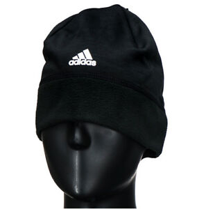 Image is loading Adidas-Climawarm-Fleeced-Beanie -BR0813-Soccer-Running-Fleece- ff9eb325a