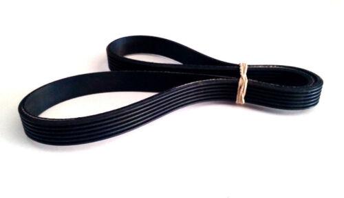 *New Replacement BELT* for 500-J-6 V-BELT POLY V MICRO-V  500J6 Rubber Belt