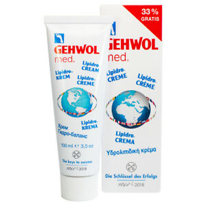 gehwol lipidro foot cream