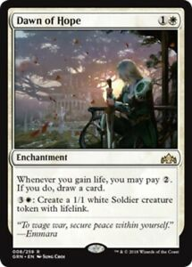 Dawn of Hope x1 Magic the Gathering 1x Guilds of Ravnica mtg card