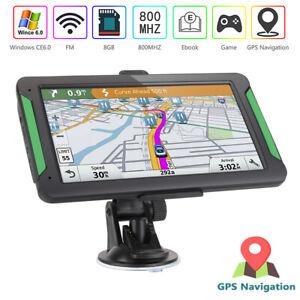 9-039-039-7-039-039-Car-Truck-GPS-Navigation-Free-Lifetime-Maps-8GB-256MB-Navigator-Sat-Nav