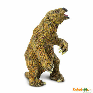 Toys & Hobbies Action Figures Safari Ltd 274129 Megatherium 11 Cm Series Dinosaurs