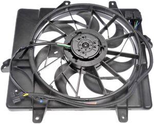 Engine-Cooling-Fan-Assembly-Dorman-620-052-fits-06-10-Chrysler-PT-Cruiser