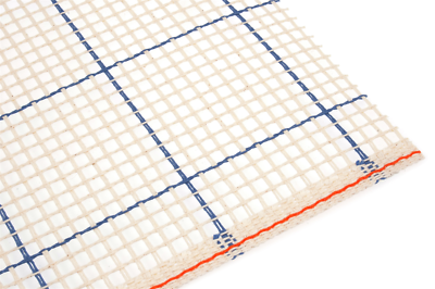 Zweigart rug canvas with grid lines 3 HPI pom pom rugs Perfect for latch hook
