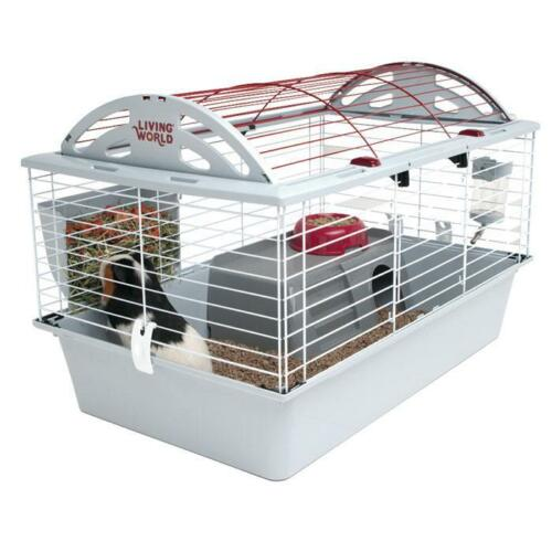 Living World Deluxe Pet Habitat, Large Hybrid Cage Hamster Guinea pig 3DAYSHIP