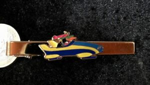 Opel Pinguin Bob Krawattenklamm<wbr/>er Tie Clip Geldscheinklam<wbr/>mer Krawattenhalte<wbr/>r