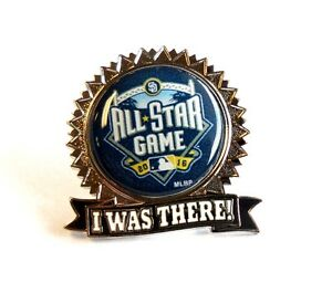 4e6dda5efce6 2016 MLB All-Star Game Pin - I Was There 32085068828