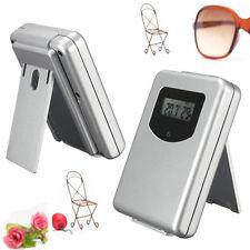 433MHz Digital Thermometer Hygrometer Temperatur Luftfeuchtigkeit Messgerät Uhr