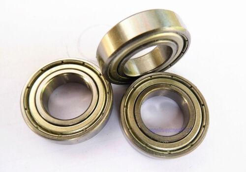 "10pcs new R12ZZ  Inch Ball Bearing metal sealed shield  3//4/""x 1-5//8/""x 7//16/"""