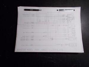 2001 PORSCHE BOXSTER WIRING CIRCUIT DIAGRAMS TECHNICAL ...