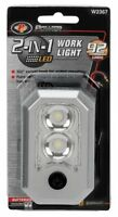 Pt Power 2-in-1 Led Work Light W/ Red Laser Pointer W2367 on sale