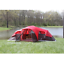 Large-Outdoor-Camping-Tent-10-Person-3-Room-Cabin-Screen-Porch-Waterproof-Red thumbnail 12