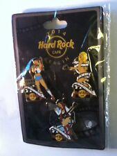 Hard Rock Cafe Pin Berlin Berlinale 3 Film Girl Set 2014
