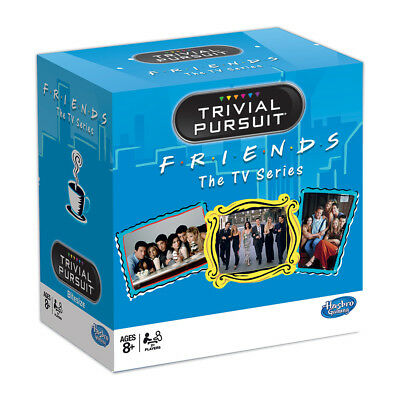 Friends Trivial Pursuit Board Game NEW PREORDER 28/6