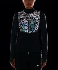 Gobernador Simular Último  Nike Aeroloft / 800 Flash atletismo mujer chaleco negro Xtrasmall for sale  online | eBay