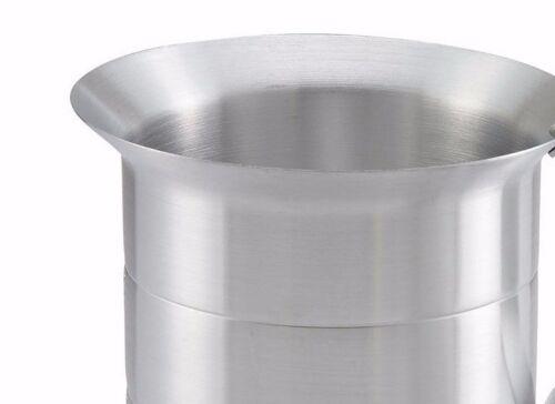 Winco AM-05 0.5-Quart Aluminum Measuring Cup with Handle