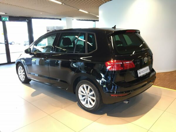 VW Golf Sportsvan 1,6 TDi 110 Lounge DSG BMT - billede 1