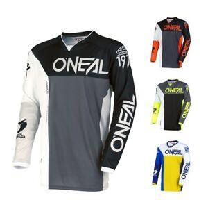Oneal-Mayhem-Lite-Jersey-Split-Mx-Downhill-Enduro-Motocross-Camicia