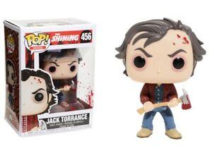 "THE SHINING DANNY TORRANCE  3.75/"" POP MOVIES VINYL FIGURE FUNKO 458 UK SELLER"
